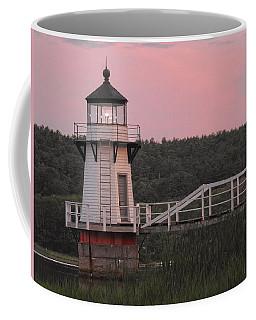 Pink In The Morning Coffee Mug