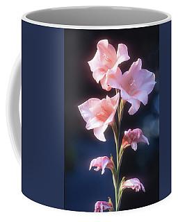 Coffee Mug featuring the photograph Pink Iris by John Brink