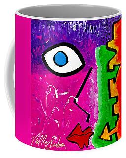 Pink Is The New Blue Coffee Mug