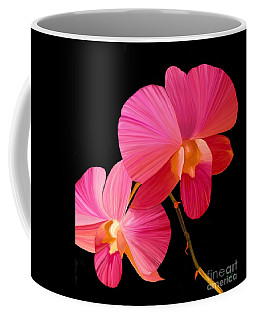 Pink Lux Coffee Mug by Rand Herron