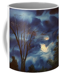 Pink Moon      19 Coffee Mug