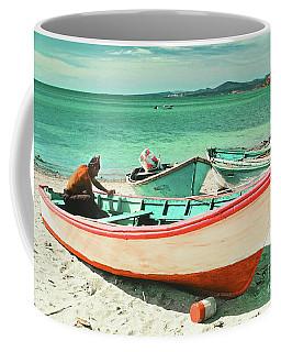 Pink Panga Of La Paz, B.c.s. Coffee Mug