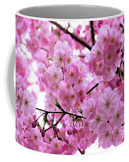Pink Parasols Coffee Mug