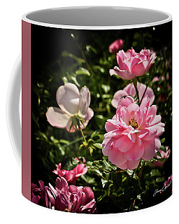 Coffee Mug featuring the photograph Pink Passion  by Joann Copeland-Paul