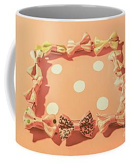 Pink Pastel Fashion Celebration Coffee Mug