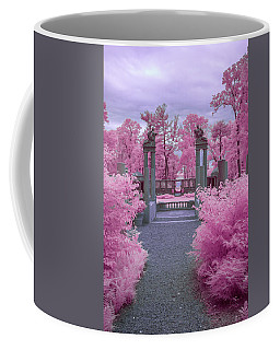 Pink Path To Paradise Coffee Mug