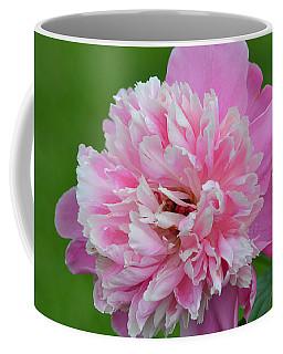 Pink Peony - Luscious Coffee Mug