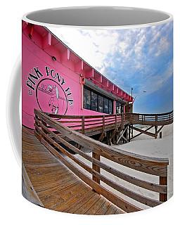 Pink Pony Coffee Mug