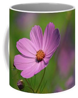 Pink Profile Coffee Mug