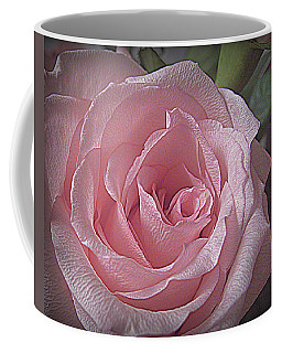 Pink Rose Bliss Coffee Mug by Suzy Piatt