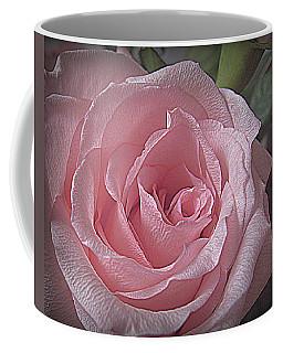 Pink Rose Bliss Coffee Mug