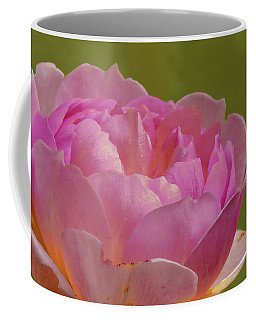 Pink Rose #d3 Coffee Mug