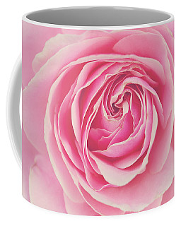 Pink Rose Petals Coffee Mug