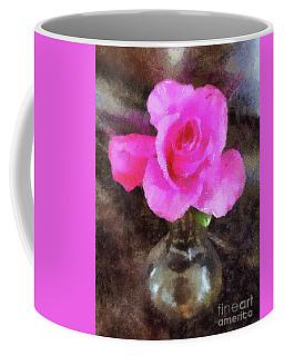 Pink Rozalea Coffee Mug