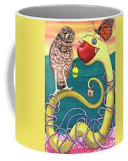 Pink Sand Coffee Mug