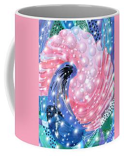 Pink Shell Fantasia Coffee Mug
