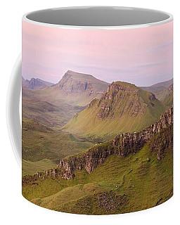 Pink Skye  Coffee Mug