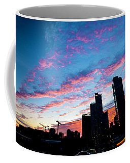 Pink Sunrise Coffee Mug