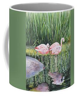 Pink Trio Coffee Mug