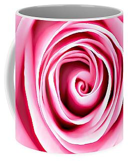 Pink Vortex Coffee Mug