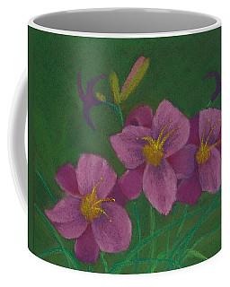 Pink Whispers Coffee Mug