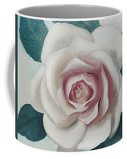 Pinky Flower Coffee Mug