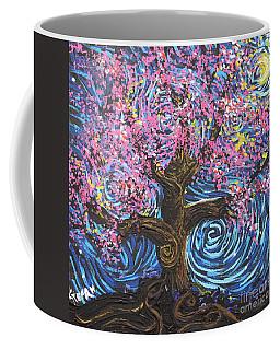 Pinky Tree Coffee Mug