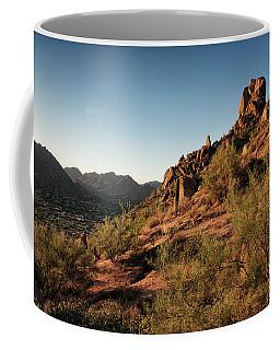 Pinnacle Peak  Coffee Mug