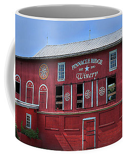 Pinnacle Ridge Winery Coffee Mug by Sharon Batdorf