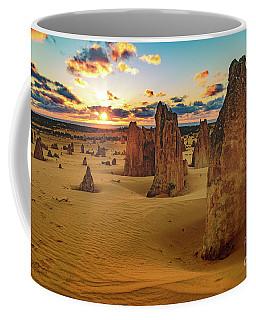 Pinnacles 8 Coffee Mug