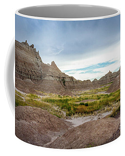 Pinnacles Of The Badlands Coffee Mug