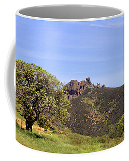 Coffee Mug featuring the photograph Pinnacles Vista by Art Block Collections