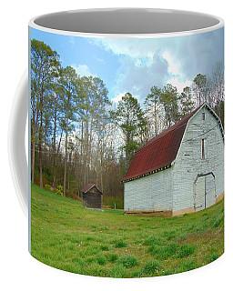 Pinson Farm Barn Coffee Mug