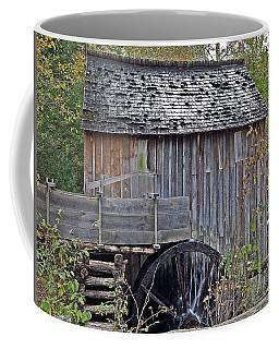Pioneer Water Mill Coffee Mug