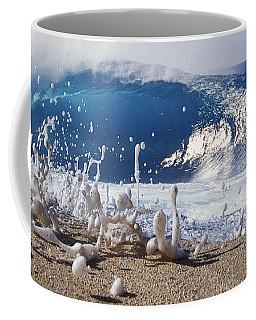 Pipe Foam Coffee Mug
