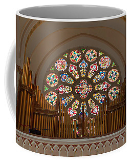 Pipe Organ - Church Coffee Mug