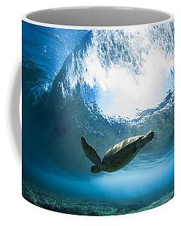 Pipe Turtle Glide Coffee Mug