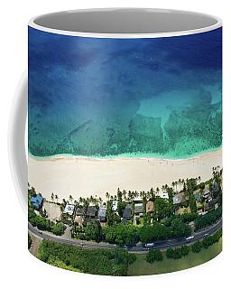 Pipeline Reef Overview Coffee Mug