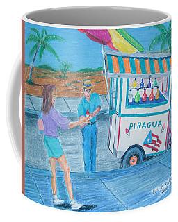 Piraguero Coffee Mug
