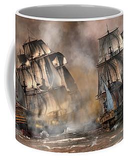 Pirate Battle Coffee Mug