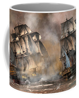 Pirate Battle Coffee Mug