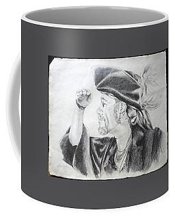 Pirate Mikey Portrait Drawing Coffee Mug