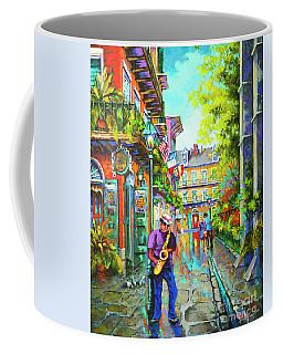 Pirate Sax  Coffee Mug