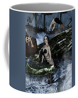 Pirate Treasue Coffee Mug