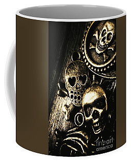Coffee Mug featuring the photograph Pirate Treasure by Jorgo Photography - Wall Art Gallery