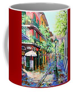 Pirates Alley - French Quarter Alley Coffee Mug