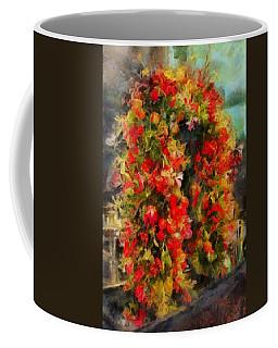 Pi's Flowers 2 Coffee Mug