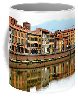 Pisa Reflections Coffee Mug