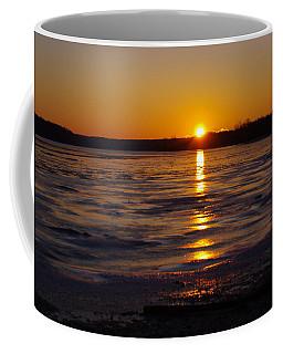 Piscataway Creek Sunrise Coffee Mug