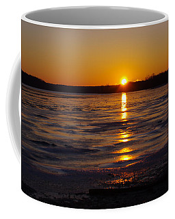 Piscataway Creek Sunrise Coffee Mug